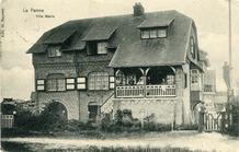 De Panne: fotograaf Honoré Ruyssen vereeuwigt Villa Marie