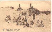De Panne: 'Panne Instituut' in de duinen