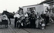 Diksmuide: kermis met thema Zigeuners