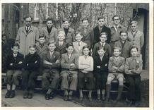 Nieuwpoort : klasfoto RMS - jongens - 1948-1949