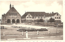 Koksijde: nieuwe kapel tussen Koksijde en Sint-Idesbald
