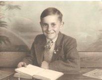 De Panne: poseren voor de schoolfoto