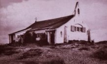 Koksijde: eerste kapel in Sint-Idesbald
