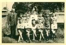Kortemark: schoolfoto Markhove
