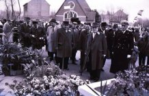 Koksijde: bloemenjaarmarkt 1965