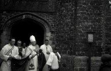 Zillebeke: inwijding nieuwe kerk