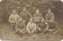 Beverlo: vrienden-soldaten uit Langemark