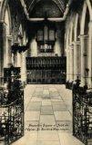 Poperinge: orgel en doksaal in de Sint-Bertinuskerk