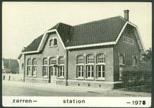 Zarren: het verdwenen station