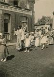Koksijde: processie ter gelegenheid van O.L.V.Hemelvaart
