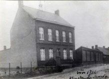 Zandvoorde: klooster vóór 1914