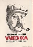 Beselare: huldiging Warden Oom