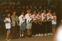 Molinetto: Belgische wielerploeg in de ronde van Brescia