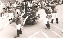 De Panne: brandweer in volle actie op '50 jaar De Panne'