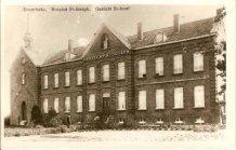 Zonnebeke: ouderlingenrusthuis St.-Joseph