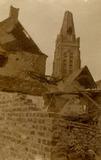 Lo: Sint-Pieterskerk tijdens de Eerste Wereldoorlog