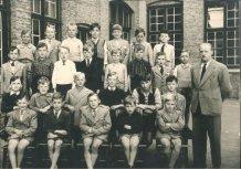 Nieuwpoort: Sint-Bernarduscollege 1951-1952
