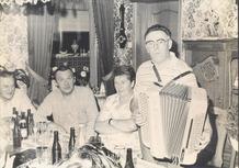 Langemark: accordeonist Leon Hebben