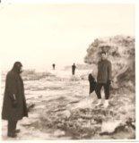 De Panne: de winter van 1962-1963 - strengste winter van 20ste eeuw