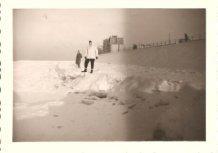 Koksijde: winterse beelden