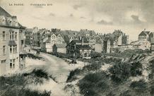 De Panne: duinen rechts in de Sloepenlaan zullen genivelleerd worden