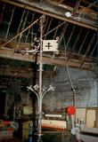 Ieper: windwijzer voor het gerechtsgebouw