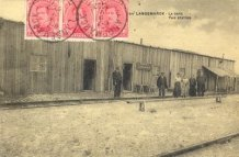 Langemark: heropbouw na de Eerste Wereldoorlog