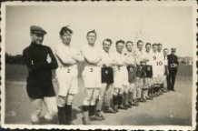 Ieper: ploeg uit het album van Cercle Sportif Yprois