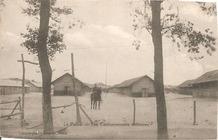 De Panne: militaire barakken