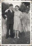 Blatezak (Langemark): Michel Courtens en zijn vrouw Johana Deraeve