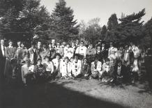 Kortemark: oudleerlingen naaischool