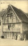 Ieper: het houten huis