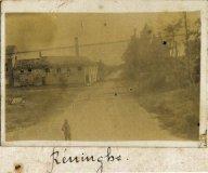 Reninge: de Dorpsplaats en de Ieperstraat tijdens de Eerste Wereldoorlog