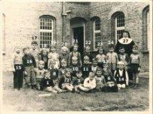 Nieuwpoort-Bad: Arme Klaren 1955-1956