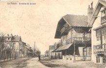 De Panne: het 'Chalet Suisse'