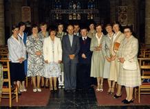 Vladslo: koor in de Sint-Martinuskerk