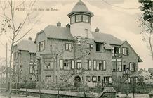 De Panne: Villa Bouquet des Dunes in de Bortierlaan