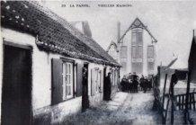 De Panne: verdwenen beeld van Kerkstraat