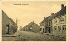 Oostvleteren: de vroegere Ieperstraat