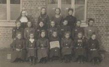 Woesten: klasfoto 1912