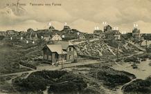 De Panne: houten contructie, Chalet Norvégien, in de Schoolweg