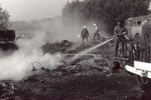 Langemark: oefening brandweer jaren '70