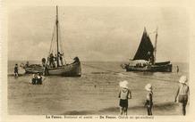 De Panne: kinderen van postbodes voor het eerst op zeevakantie