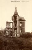Houthulst: het kasteel Cotteau de Simencourt tijdens de Eerste Wereldoorlog