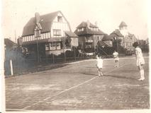 De Panne: tennis