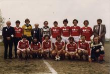 Vlamertinge: eerste ploeg K.S.K. Vlamertinge