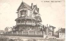 De Panne: Villa Les Flots