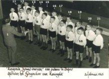 Ieper: jongenskoor uit Reningelst