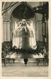 Houtem: nieuwe klok 'Heilig Hart van Jezus' plechtig gewijd