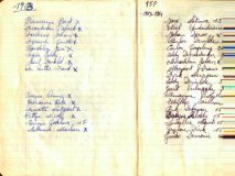 Poelkapelle: schriftje H. kindsheid 1963-1964